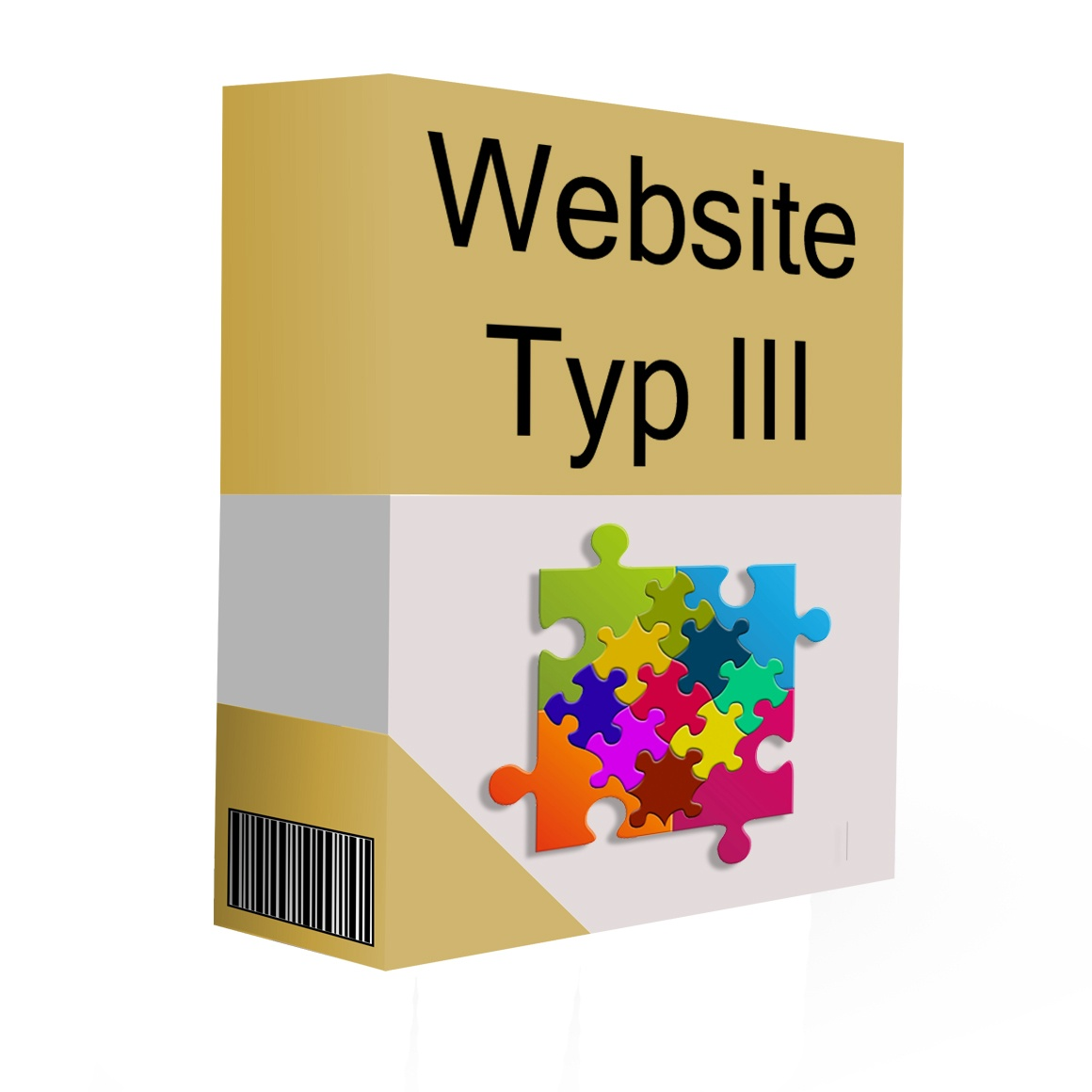 Website Typ III